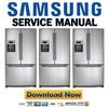 Thumbnail Samsung RF26XAEWP RF26XAEPN RF26XAERS Service Manual and Repair Guide