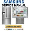 Thumbnail Samsung RFG299AARS Service Manual and Repair Guide