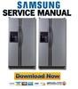 Thumbnail Samsung RS2630SH Service Manual & Repair Guide