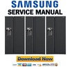 Thumbnail Samsung RS267LABP Service Manual & Repair Guide