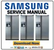 Thumbnail Samsung RS267LASH Service Manual & Repair Guide