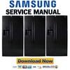 Thumbnail Samsung RS275ACBP Service Manual & Repair Guide