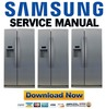 Thumbnail Samsung RS275ACPN Service Manual & Repair Guide