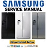 Thumbnail Samsung RS277ACWP RS277ACBP RS277ACPN RS277ACRS Service Manual