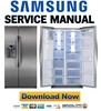 Thumbnail Samsung RSG257AARS Service Manual & Repair Guide