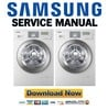 Thumbnail Samsung WF0804Y8E Service Manual and Repair Guide