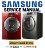 Thumbnail Samsung WF337AAG WF337AAL WF337AAR Service Manual and Repair Guide