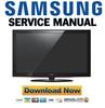 Thumbnail Samsung PN50B450 PN50B450B1D Service Manual and Repair Guide