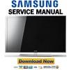 Thumbnail Samsung PN50B850 PN50B850Y1F Service Manual and Repair Guide