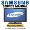 Thumbnail Samsung PN50C450 PN50C450B1D Service Manual and Repair Guide