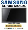Thumbnail Samsung PN50C7000 PN50C7000YF Service Manual and Repair Guide