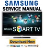 Thumbnail Samsung PN51D7000 PN51D7000FF Service Manual and Repair Guide