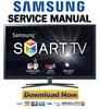 Thumbnail Samsung PN51D8000 PN51D8000FF Service Manual and Repair Guide