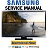 Thumbnail Samsung PN51E440 PN51E440A2F PL43E450A1F Service Manual and Repair Guide