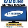 Thumbnail Samsung PN51E450 PN51E450A1F Service Manual and Repair Guide