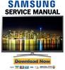 Thumbnail Samsung PN51E7000 PN51E7000FF PN64E7000FFXZA Service Manual and Repair Guide