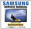 Thumbnail Samsung PN58B540 PN58B540S3F Service Manual and Repair Guide