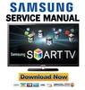 Thumbnail Samsung PN59D7000 PN59D7000FF PN59D7000FFXZA Service Manual and Repair Guide