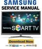 Thumbnail Samsung PN59D8000 PN59D8000FF Service Manual and Repair Guide