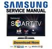 Thumbnail Samsung PN64E550 PN64E550D1F Service Manual and Repair Guide