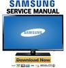 Thumbnail Samsung UN32EH4003 UN32EH4003V Service Manual and Repair Guide
