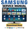 Thumbnail Samsung UN32EH5300 UN32EH5300F Service Manual and Repair Guide