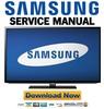 Thumbnail Samsung UN37EH5000 UN37EH5000F Service Manual and Repair Guide