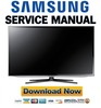 Thumbnail Samsung UN40ES6003 UN40ES6003F Service Manual and Repair Guide