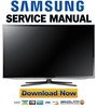 Thumbnail Samsung UN46ES6003 UN46ES6003F Service Manual Repair Guide