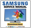 Thumbnail Samsung UN50EH6000 UN50EH6000F Service Manual Repair Guide