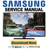Thumbnail Samsung UN55EH6000 UN55EH6000F Service Manual and Repair Guide