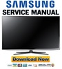 Thumbnail Samsung UN55ES6003 UN55ES6003F UN55ES6003FXZA Service Manual