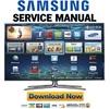 Thumbnail Samsung UN55ES7100 UN55ES7100F UN55ES7100FXZA Service Manual