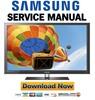 Thumbnail Samsung UN60C6300 UN55C6300 UN46C6300 UN40C6300 Service Manual