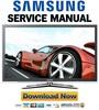 Thumbnail Samsung UN65C6500 UN65C6500VF UN55C6500 UN55C6500VF Service Manual