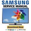 Thumbnail Samsung UN65EH6050 UN60EH6050 UN55EH6050 UN50EH6050 Service Manual