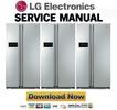 Thumbnail LG GW-B217FLQV Service Manual and Repair Guide