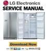 Thumbnail LG GW-B217FNQZ Service Manual and Repair Guide