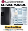 Thumbnail LG GWL207FBQA Service Manual and Repair Guide
