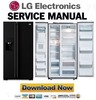 Thumbnail LG GWL227YBQA Service Manual and Repair Guide