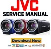 Thumbnail JVC GZ-E10 + E15 Service Manual and Repair Guide