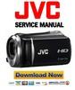 Thumbnail JVC GZ HM330 HM334 HM335 HM350 Service Manual and Repair Guide