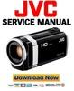 Thumbnail JVC GZ HM440 HM445 HM446 Service Manual and Repair Guide
