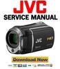 Thumbnail JVC GZ-HM545 HM550 Service Manual and Repair Guide