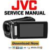 Thumbnail JVC GZ HM845 Service Manual and Repair Guide