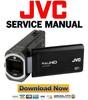 Thumbnail JVC GZ-VX700 + VX715 Service Manual and Repair Guide