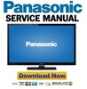Thumbnail Panasonic TC-L42E5 Service Manual and Repair Guide