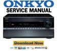 Thumbnail Onkyo TX-NR1008 Service Manual and Repair Guide