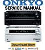 Thumbnail Onkyo TX-NR509 Service Manual and Repair Guide
