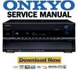 Thumbnail Onkyo TX-NR905 Service Manual and Repair Guide